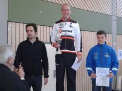 Marco van der Stel in der WTS in Aukland und Michael beim Volkslauf erfolgreich.