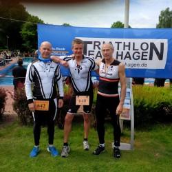 Erfolgreicher Saisonauftakt der Masters in Hagen