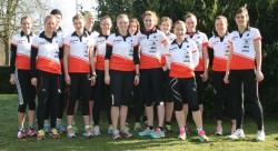 Trainingswochenende der Damenmannschaften