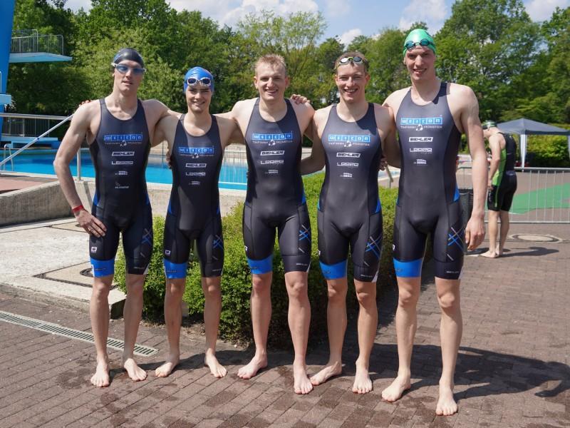 WEICON Triathlon Münster unterwegs am 19. Mai 2019