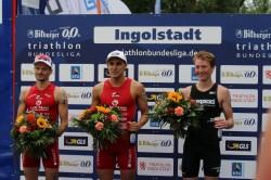 WEICON Tri Finish Münster auch beim Regenrennen in Ingolstadt in der Erfolgsspur