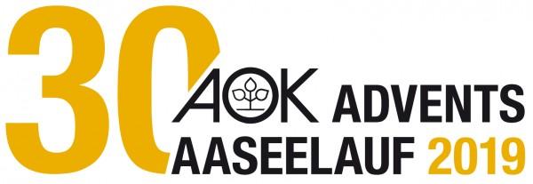 30. AOK Advents-Aaseelauf - Anmeldung öffnet 14.08.2019 um 6:00 Uhr